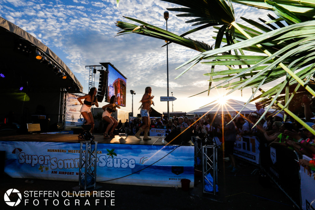 Super Sommer Sause 2015 im Eventpalast Nürnberg