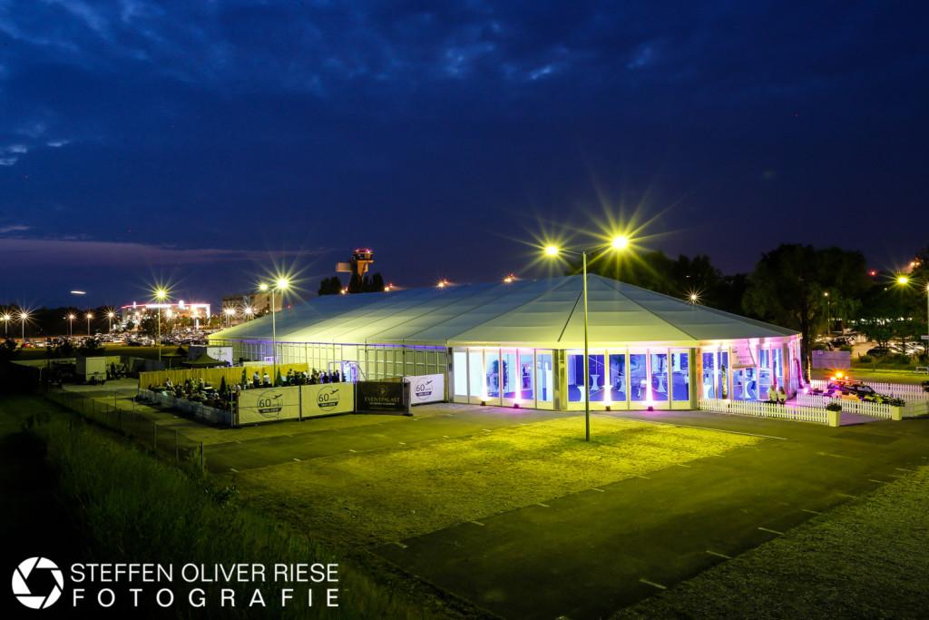 Impressionen der 60 Jahrefeier des Albrecht Dürer Airport Nürnberg am 11. Juni 2015 im Eventpalast am Flughafen